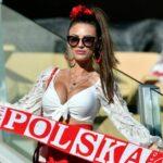 Η «καυτή» fan της Πολωνίας (pics)